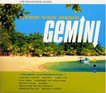 Album GEMINI de Svan Van Hees