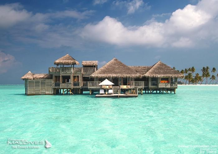 Gili Lankanfushi Maldives TOP 10 Meilleurs Hôtels des Maldives 2014