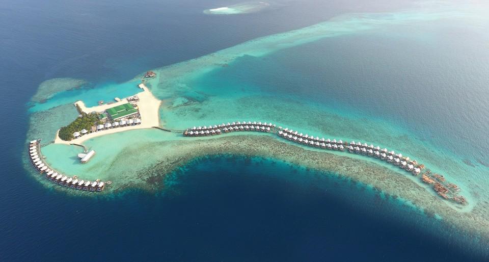 ouverture nouvel hôtel maldives 2017 Grand Park Kohdhipparu