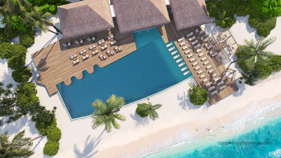 Nouveaux Hôtels des Maldives en 2018.