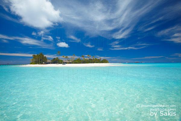 Photo du Jour: Hilton Maldives Iru Fushi