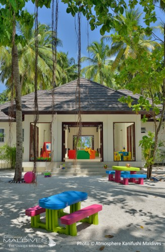 Le Club Enfant d'Atmosphere Kanifushi Maldives