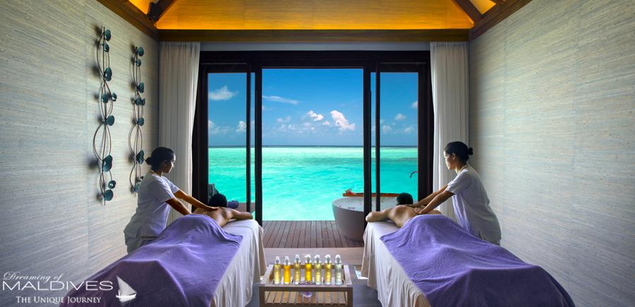 Ozen at Maadhoo Maldives Massage pour 2 inclu dans la formule