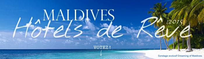 Meilleurs Hôtels des Maldives en 2014