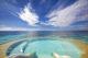 LONU VEYO La Piscine d'Eau De Mer Posée sur Lagon à Per Aquum Huvafen Fushi
