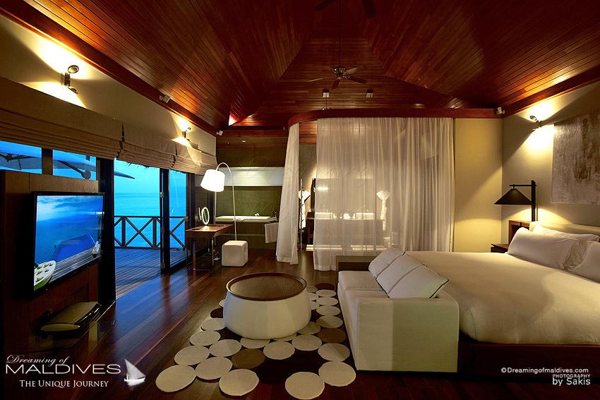 les Villas les plus sexy pour un sejour romantique aux maldives