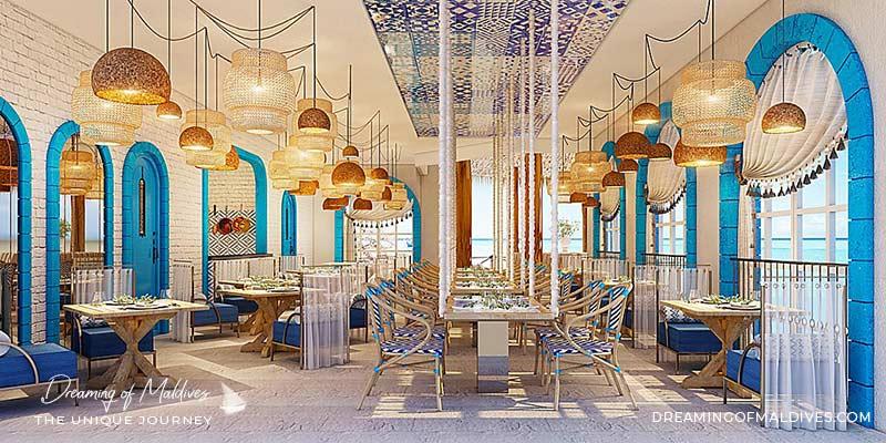 Ouverture Hotel InterContinental Maldives Maamunagau
