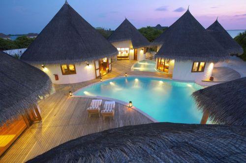 Meilleure Villa de l'Océan Indien 2009 Island Hideaway Maldives