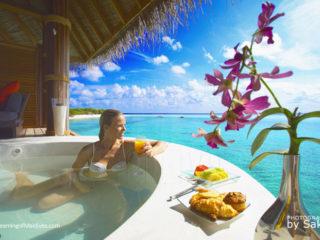 Island Hideaway Maldives Ne fermera PAS en Mai 2012