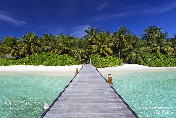Le Bonheur est au Bout de la Jetée ! Baros Maldives