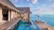 joali maldives THREE BEDROOMS OCEAN RESIDENCE WITH TWO POOLS. VILLA SUR PILOTIS À 3 CHAMBRES AVEC 2 PISCINES