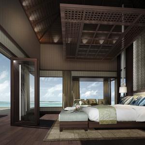 Jumeirah ouvrira bientôt son premier resort aux Maldives