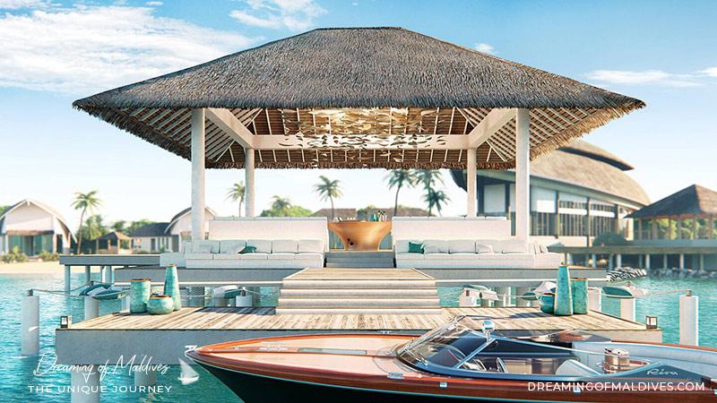 Ouverture Hotel JW Marriott Maldives