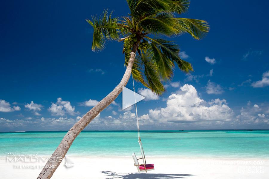 La Petite Vidéo des Maldives. L'Hôtel Kandima