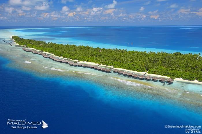 Kuramathi TOP 10 Meilleurs Hôtels des Maldives 2014