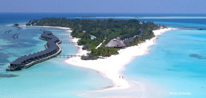 Kuredu Maldives TOP 10 Meilleurs Hôtels des Maldives 2014