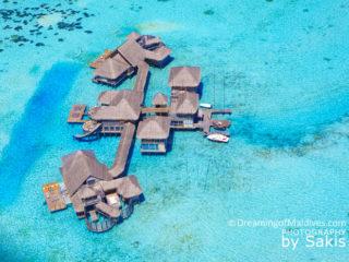 La plus grande Water Villa au Monde - Soneva Gili The Private Reserve