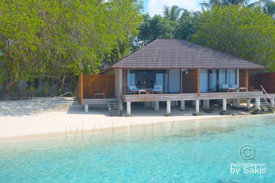 Lily Beach Maldives - Lagoon Villa sur Pilotis
