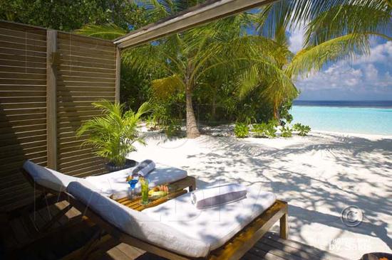 Lily Beach Maldives - Beach Villa avec vue sur le lagon