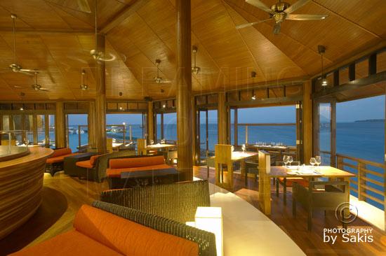 Lily Beach Maldives - Restaurant TAmarind - A La Carte