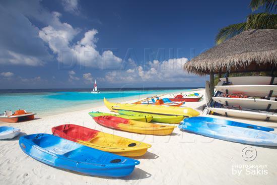 Lily Beach Maldives - Activités et Sports Nautiques