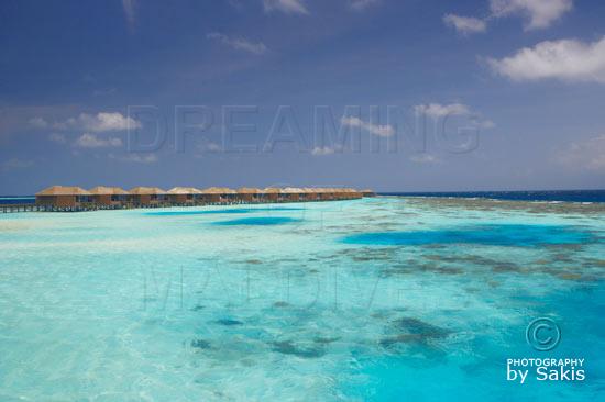 Lily Beach Maldives - Les Water Villas