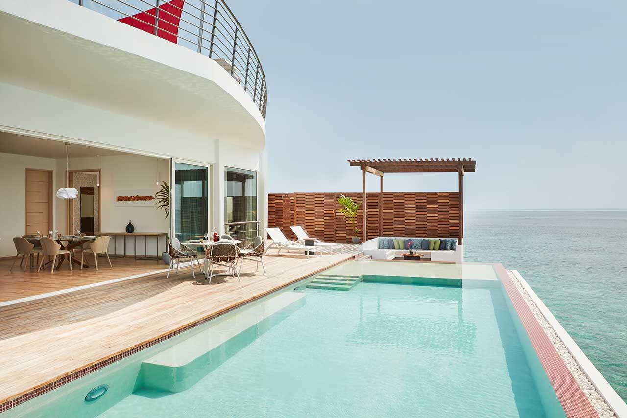 LUX* North Male Overwater Residence - 2 Chambres avec Piscine