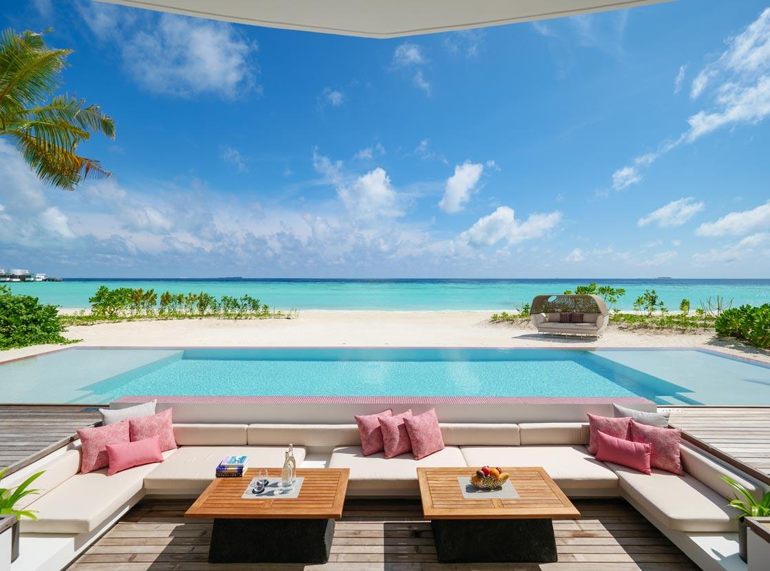 LUX* North Male Beach Residence - 2 Chambres avec Piscine