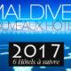 maldives nouveaux hôtels 2017