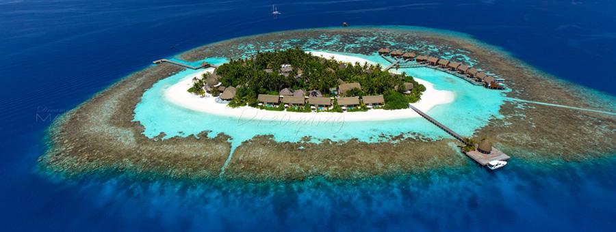 Galerie Photos Hôtel Kandolhu Maldives