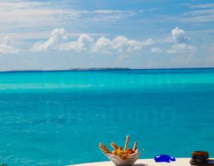 Resort des Maldives | Water Villa, Vue sur le lagon à Island Hideaway