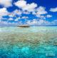 Photo du jour Entre Ciel et Lagon...une Water Vila aux Maldives. Filitheyo Island Resort