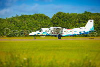 Avion de la Compagnie Maldivian