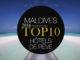Top 10 des Hôtels de Rêve des Maldives. Choix lecteurs 2016