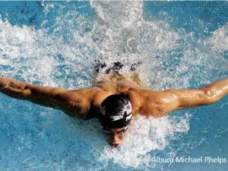 Michael Phelps aux Maldives