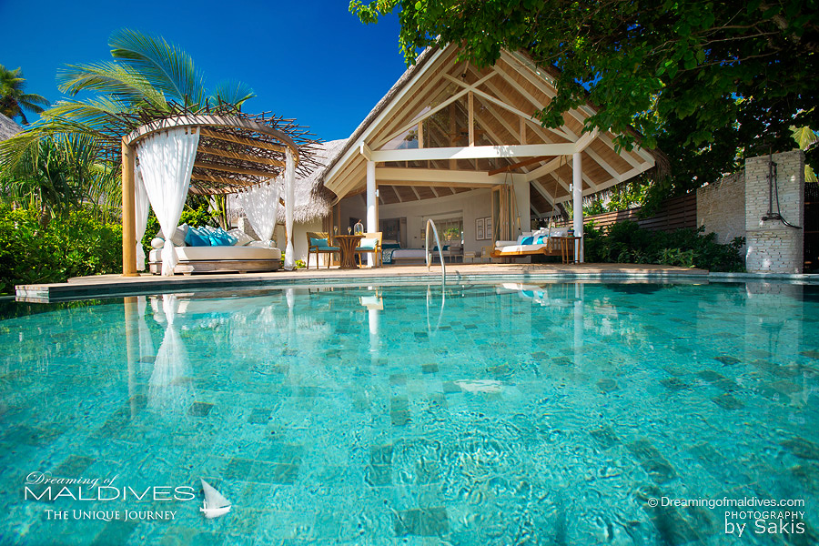 Milaidhoo Maldives Villa sur Plage