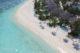 Milaidhoo Maldives Vue Aerienne sur les Villas Plage