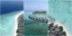 Milaidhoo Maldives vues aériennes