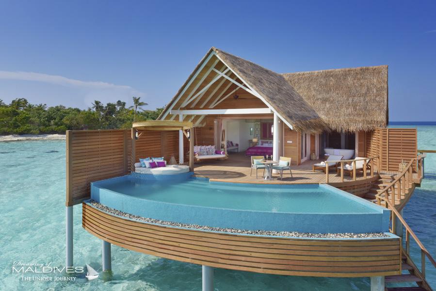Milaidhoo Maldives Villa sur Pilotis