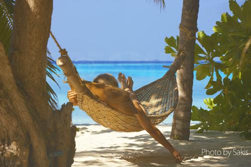 Musique lounge aux Maldives