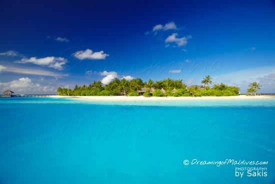Galerie de Photos Naladhu Maldives - L'ile