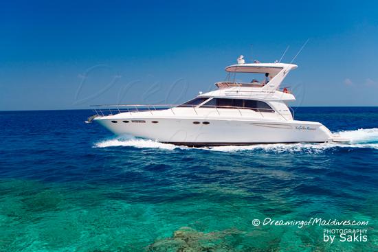 Galerie de Photos Naladhu Maldives - Le Yacht prive de l'ile