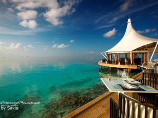 Niyama Maldives un Restaurant de Reve Edge