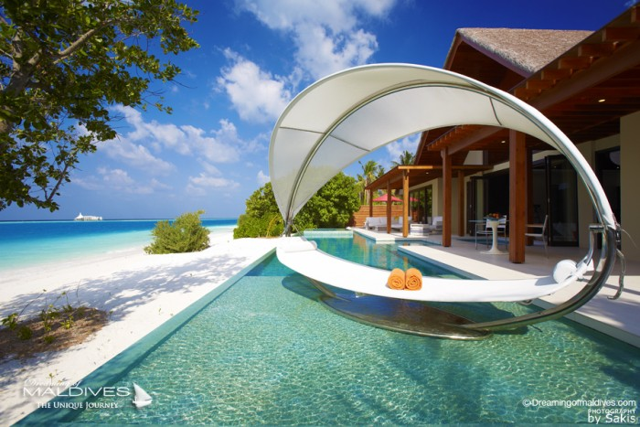 Niyama Maldives TOP 10 Meilleurs Hôtels des Maldives 2014