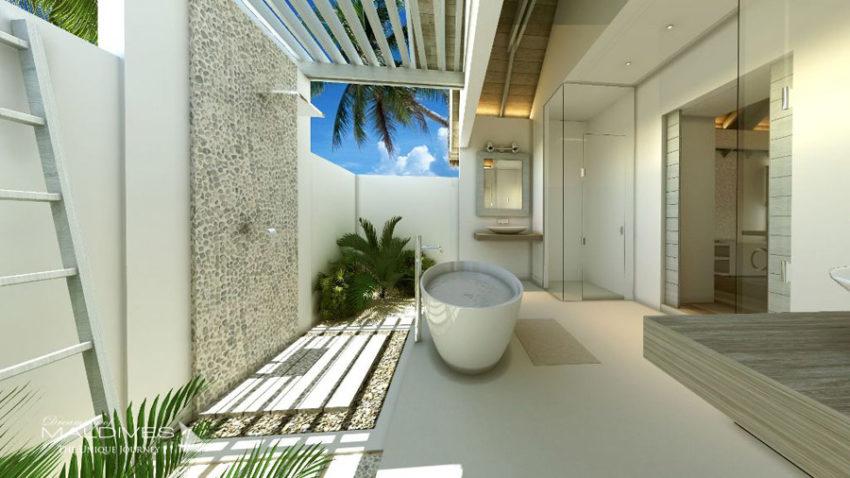 ouverture nouvel hôtel maldives 2017 baglioni