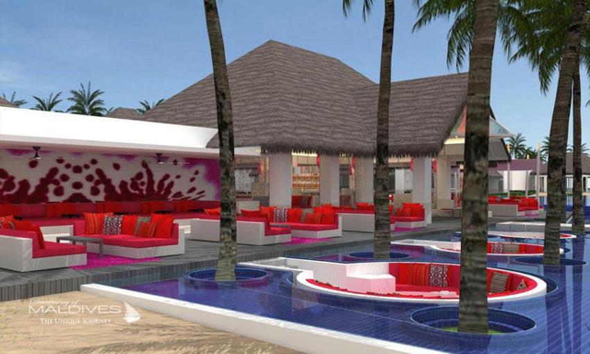 ouverture nouvel hôtel maldives 2017 kandima