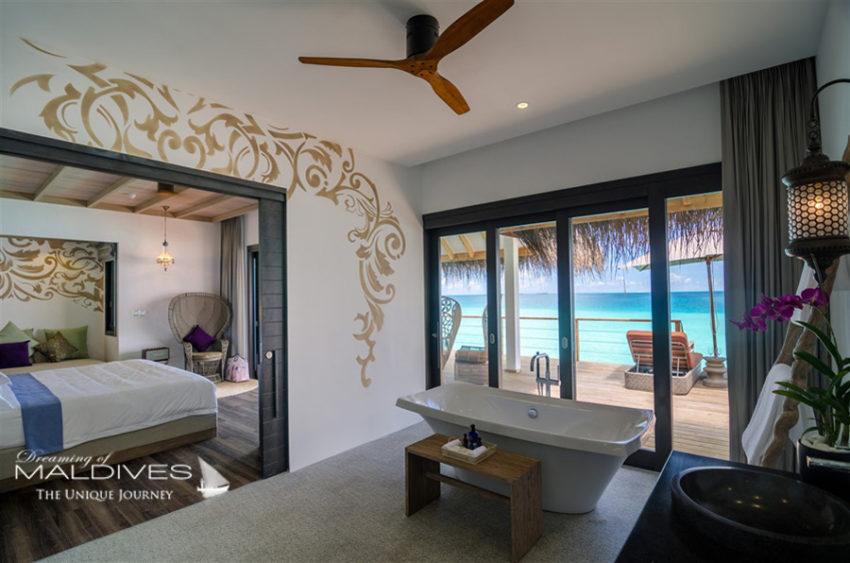ouverture nouvel hôtel maldives 2016 finolhu