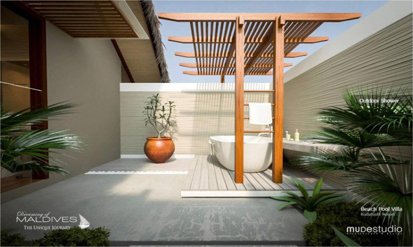ouverture nouvel hôtel maldives 2016 kudafushi