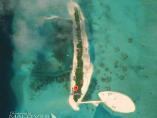 Vue Satellite OZEN Maldives