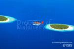 Photo Aérienne des Iles Maldives - Vue 3